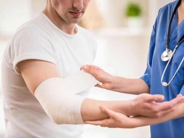 Записаться к травматологу