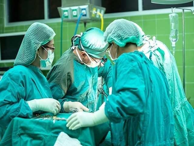 Услуги хирурга